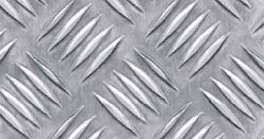 Лист рифлёный 8,0*1500*6000